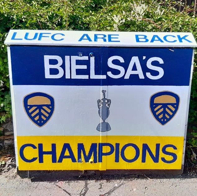 Bielsa's Champions