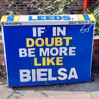 Be more like Bielsa