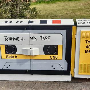 Rothwell Mix Tape