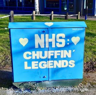NHS Chuffin' Legends