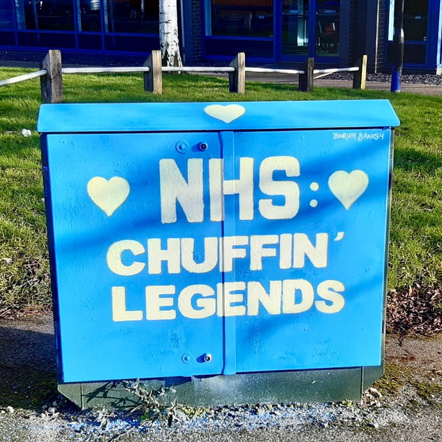 NHS Chuffin' Legends