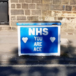 NHS you are ace