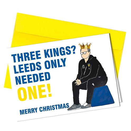 KING BIELSA Christmas Card