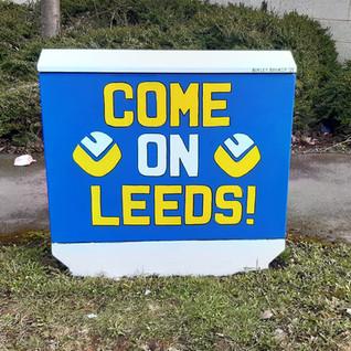 Come on Leeds