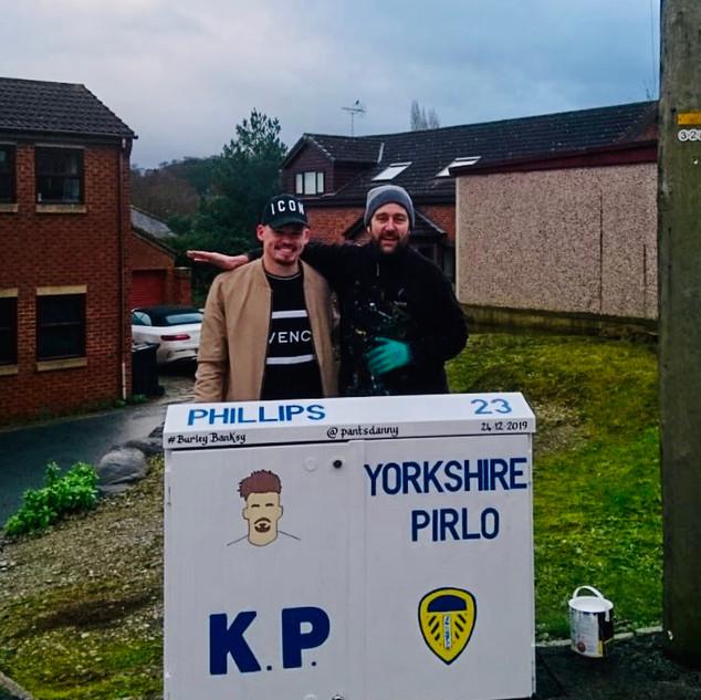 Yorkshire Pirlo