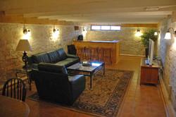 The Green House basement