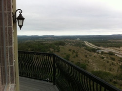 Lighthouse Balcony View