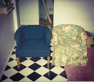 Update Side Chairs For a New Look, Feel