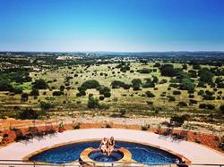Pool & Hot Tub at the Arc de Texas
