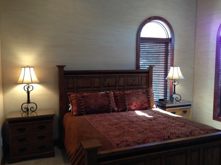 Lighthouse Guest Bedroom with King Bed