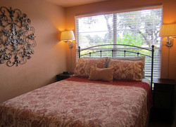 The Red House Queen Bedroom