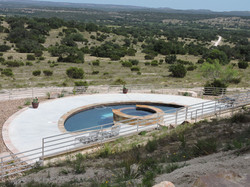 Arc de Texas Pool