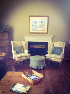 Home Staging With Custom Slipcovers