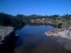 Big Rock Dam