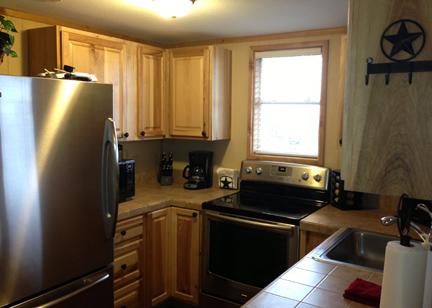 Grey House Kitchen