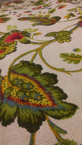 Vintage Fabrics Bring Back Memories