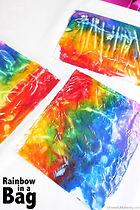 Rainbow in a Bag - No Mess Art.jpg