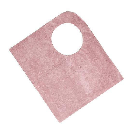 Χειροποίητη Τσάντα SquareO-Dusty Pink