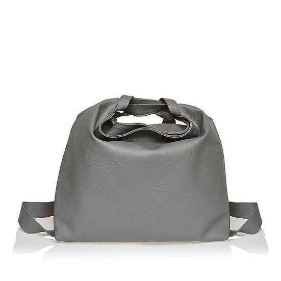 SquareΔ grey τσάντα