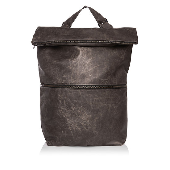 Χειροποίητη Αντρική Τσάντα SquareMen-Used Grey