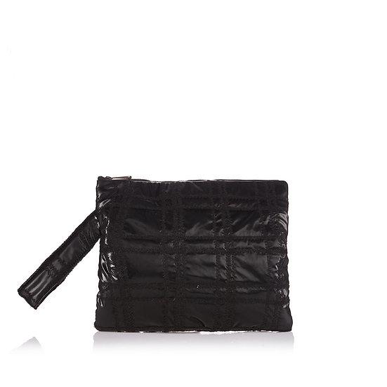SquareW vinyl wool τσάντα