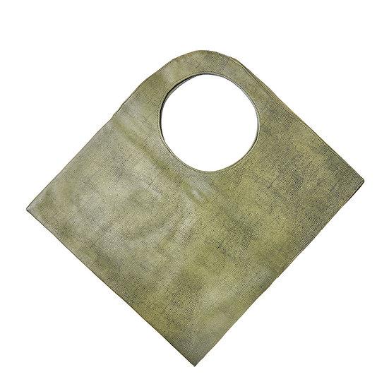 SquareO olive green τσάντα
