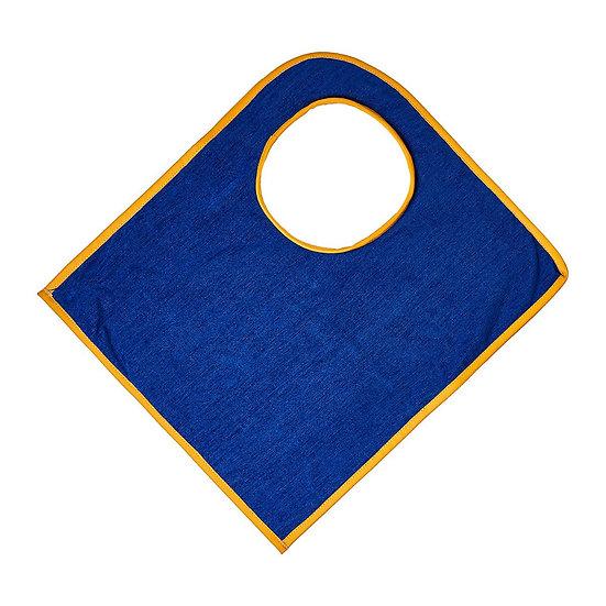SquareO blue-yellow τσάντα