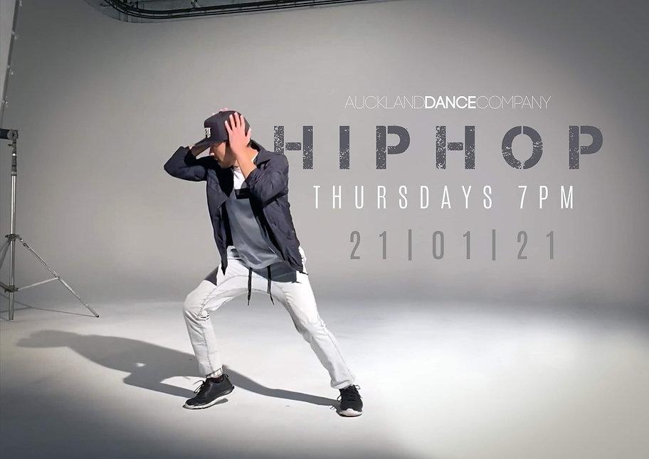 Hiphop dance classes - auckland dance co