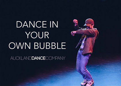 1 Dance in your own bubble A3.jpg