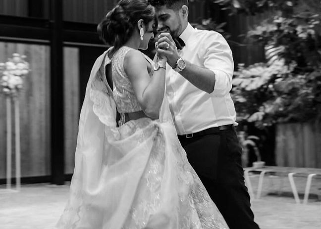 himani and souf wedding dance auckland d