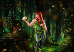 EVE (ADC Video Editor) as POISON IVY