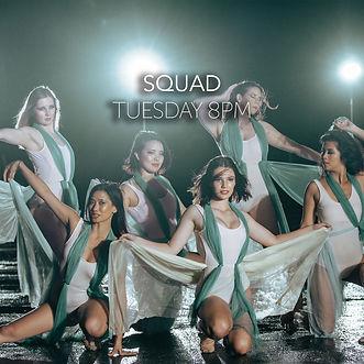 SQUAD auckland dance company learn to da