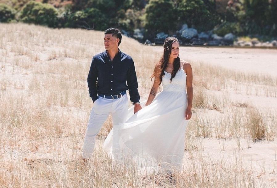 tk and rachel wedding dance auckland fir