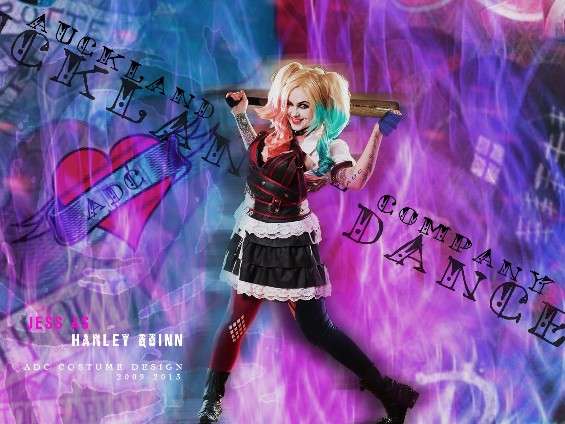 JESS(Costume Design) as HARLEY QUINN