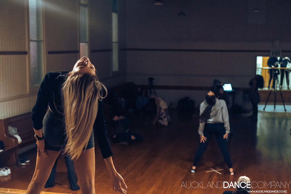 Auckland dance company learn to dance ly