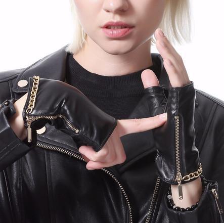 women-cool-zipper-with-chain-no-finger-h