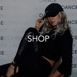 SHOP AUCKLAND DANCE COMPANY MERCH DANCE
