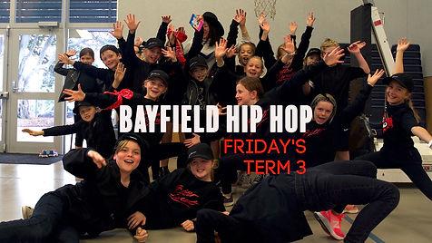 Bayfield school term 3 auckland dance co