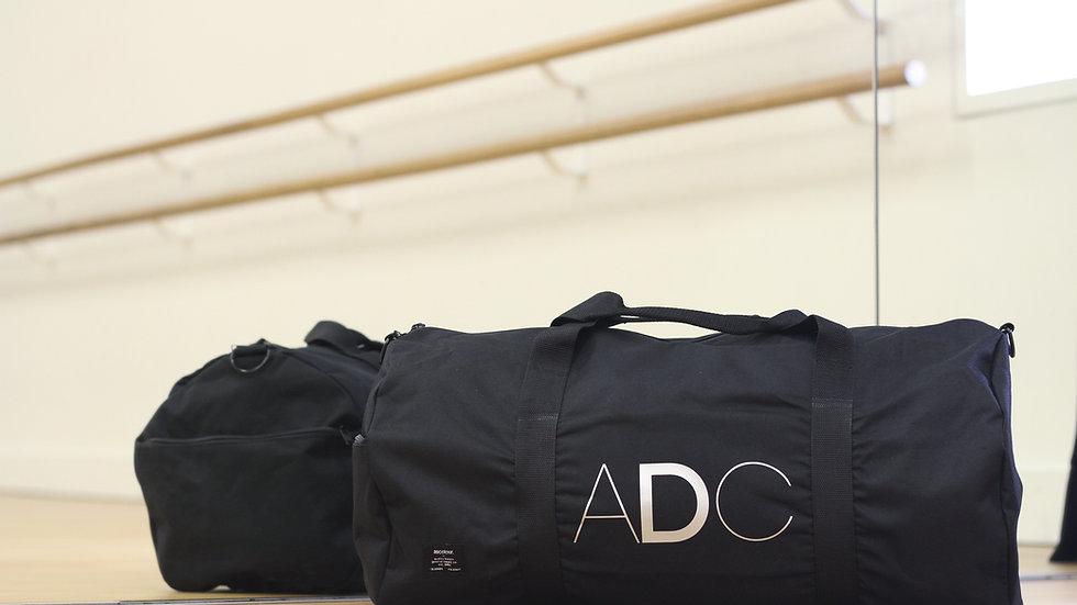 ADC DUFFLE BAG BLACK/SILVER