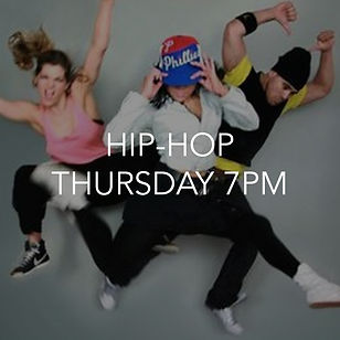 HIPHOP TIMETABLE auckland dance company