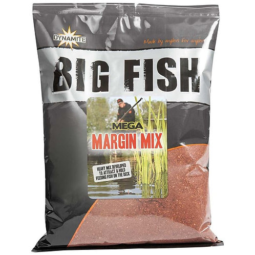 DYNAMITE BAITS MEGA MARGIN MIX GROUNDBAIT