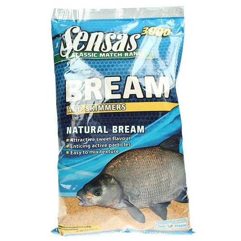 SENSAS 3000 BREAM GROUNDBAIT