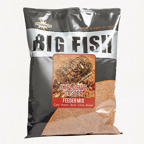DYNAMITE BAITS BIG FISH KRILL METHOD MIX