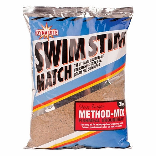 DYNAMITE BAITS SWIM STIM MATCH METHOD MIX