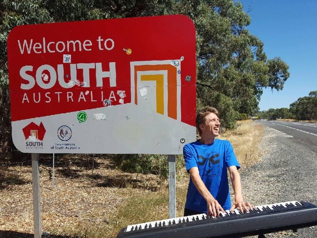 Phantom t-shirt on SA border
