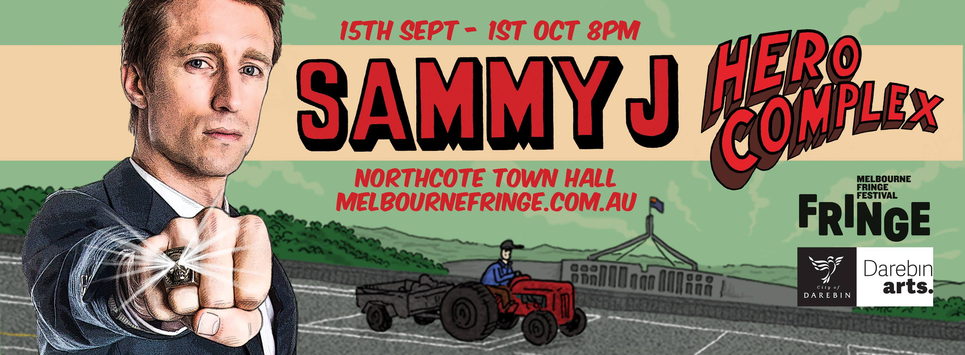 Northcote Town Hall - Melb Fringe