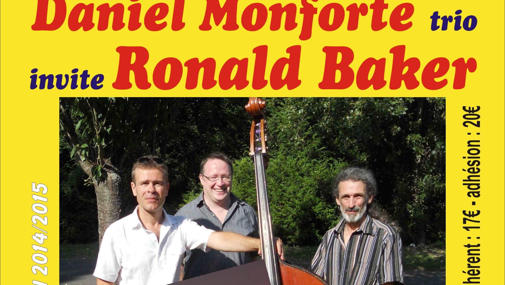 jazz au Blanc - mardi 3 mars - Daniel Mo