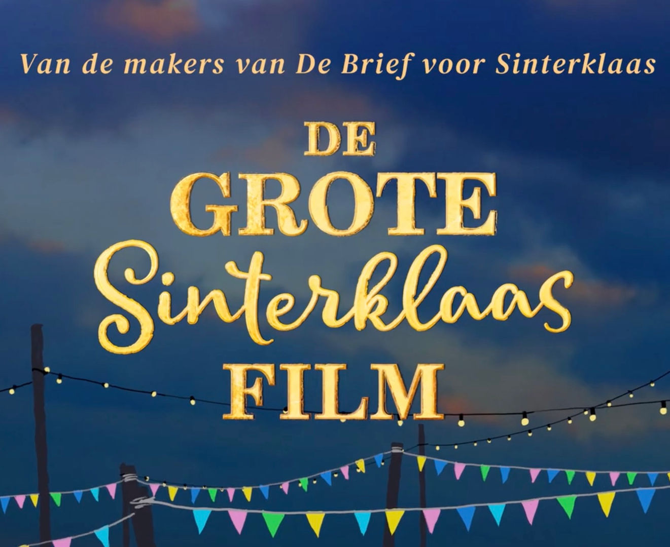 Feature film: De grote Sinterklaasfilm 2020