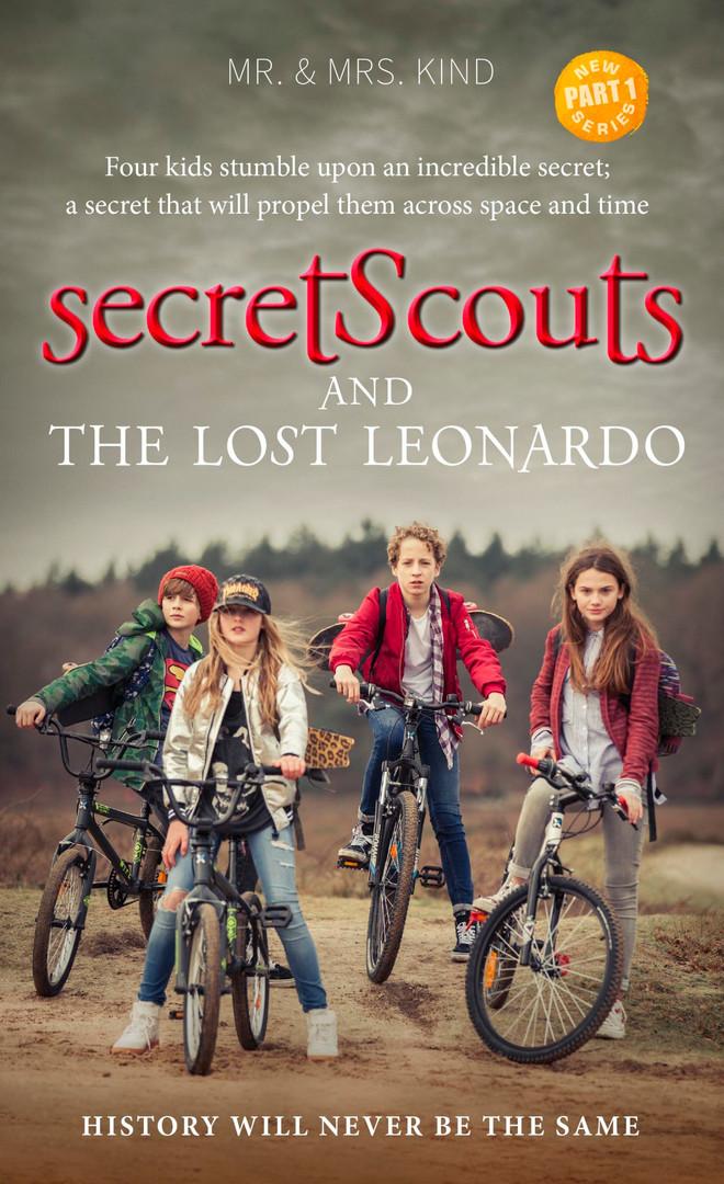 Secret Scouts. Trailer tv serie