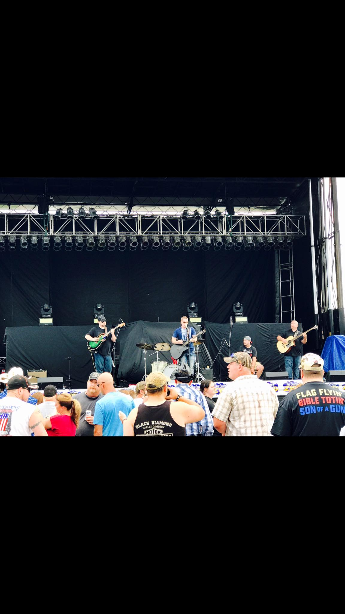 Opening For Colt Ford and LoCash